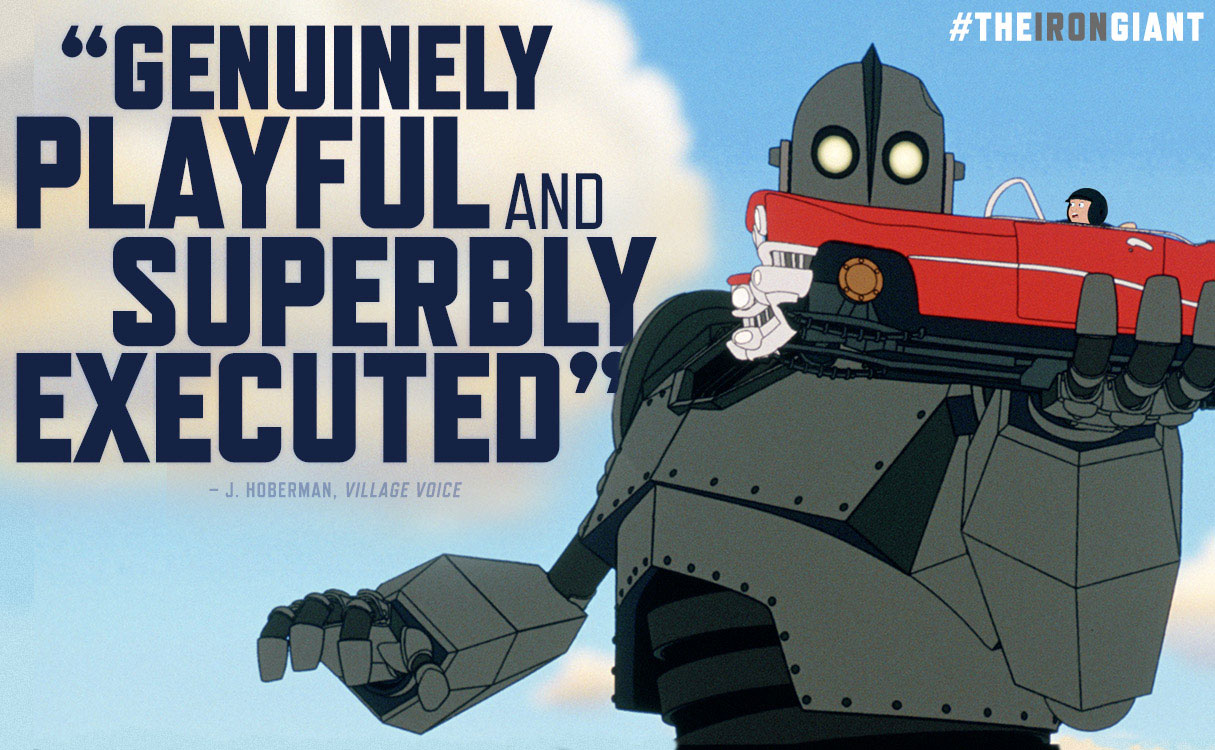 The Iron Giant Remastered Social Media Advert 04