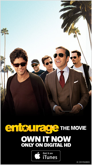 Entourage: The Movie 320×568 Millenial Ad