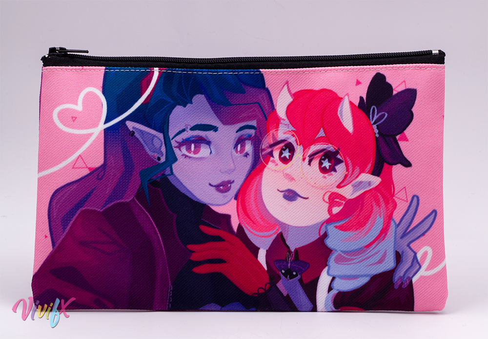Monster GFs_Pouch